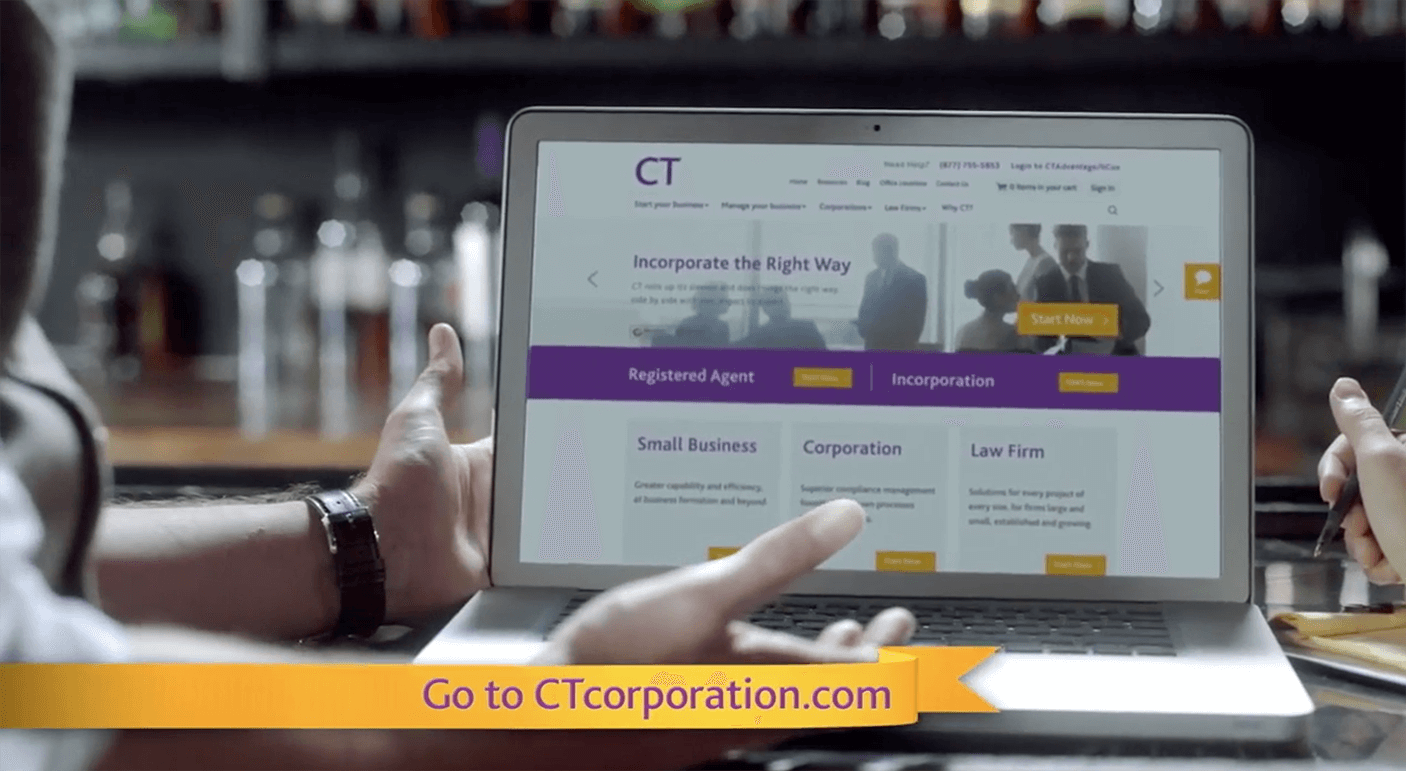 CT Corporation: The Maker