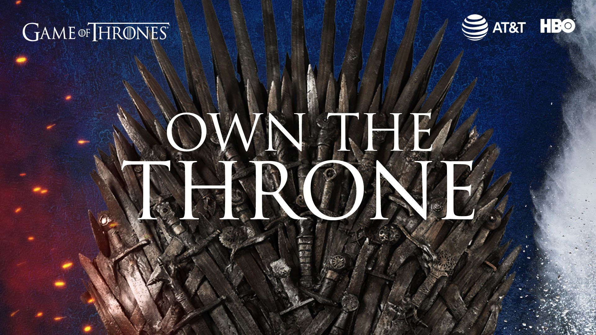 GAME OF THRONES | OWN THE THRONE